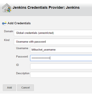 Bitbucket and Jenkins