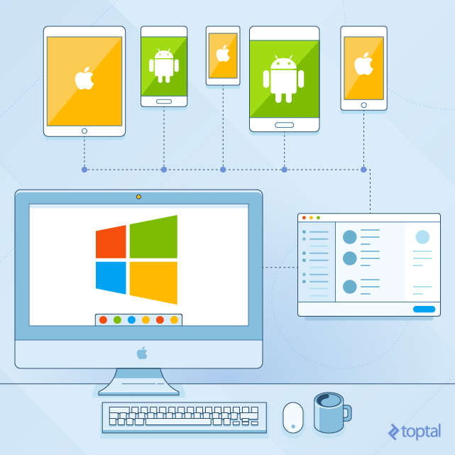 Using C# on Mac To Build iOS and Android Apps | Toptal