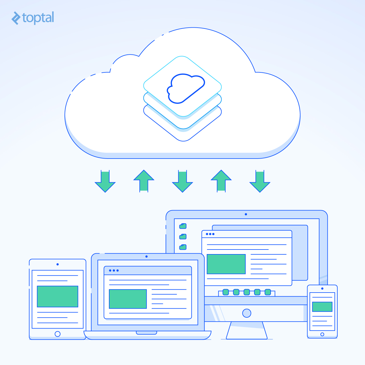How to Sync User Data Across iOS Devices with CloudKit | Toptal