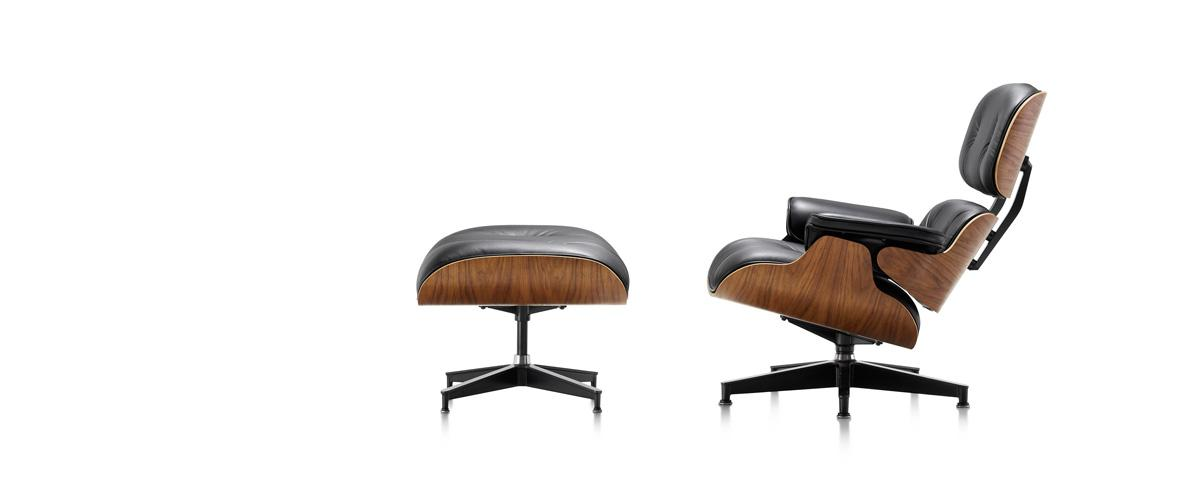 Eames chair industrial design