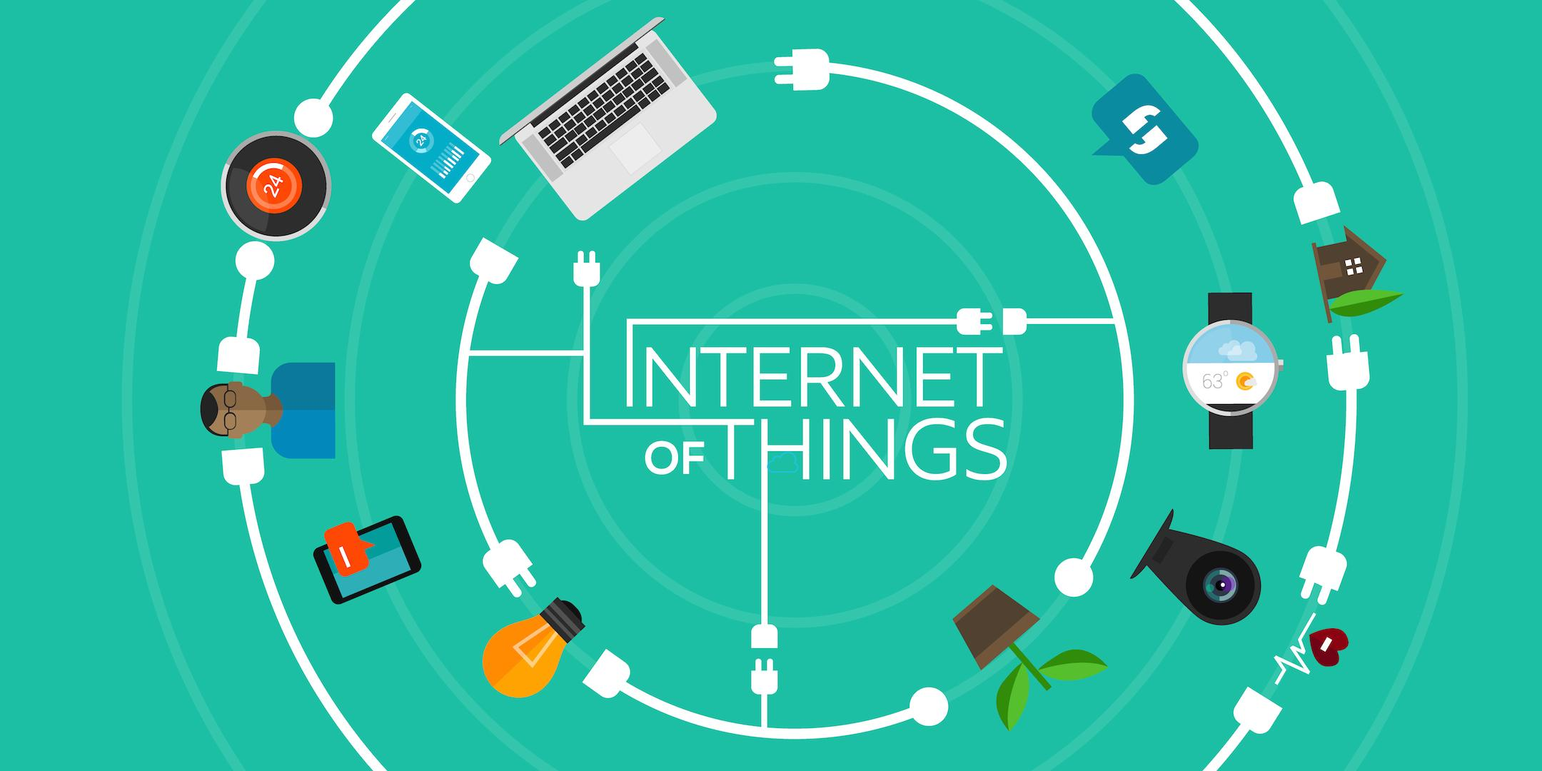 The internet of things image