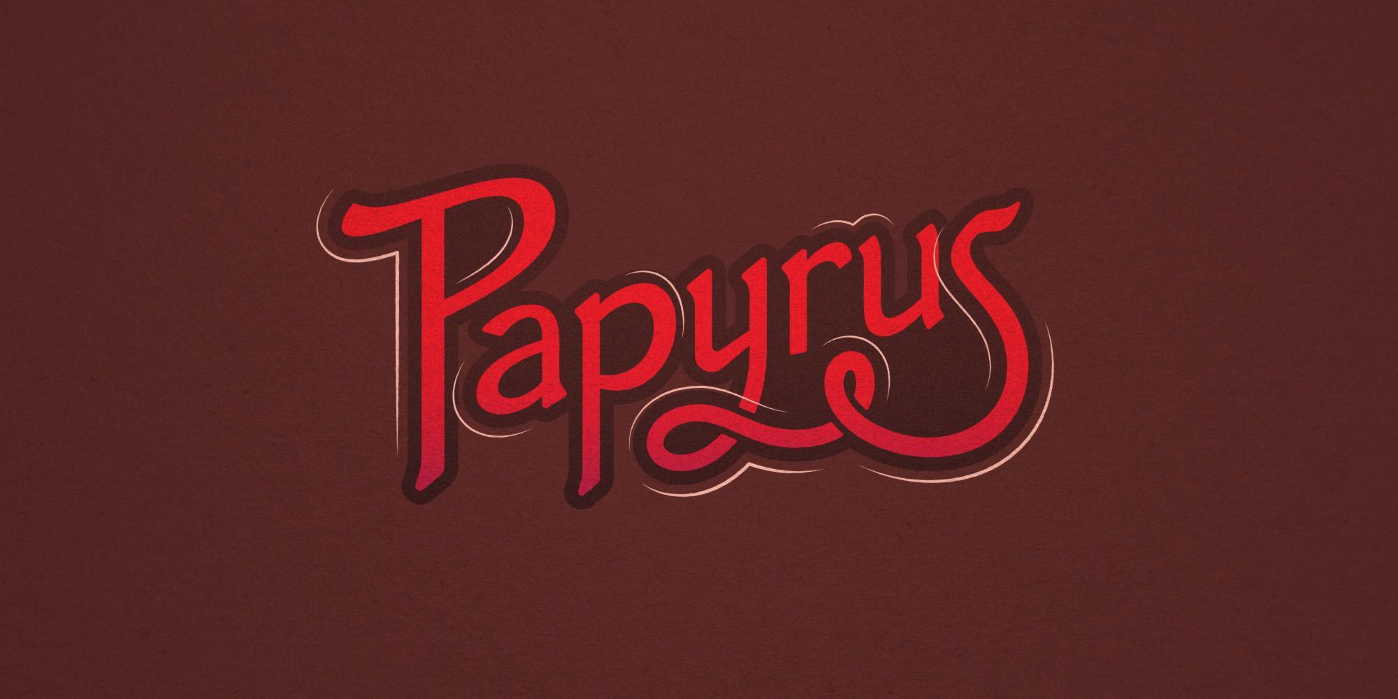Papyrus renacida: Vista panorámica