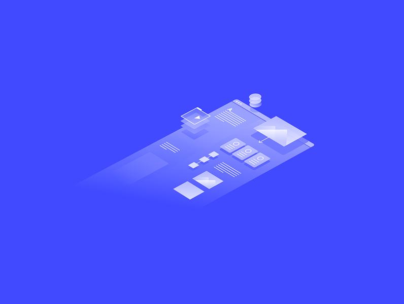 Una animación compleja de CSS usando Webflow