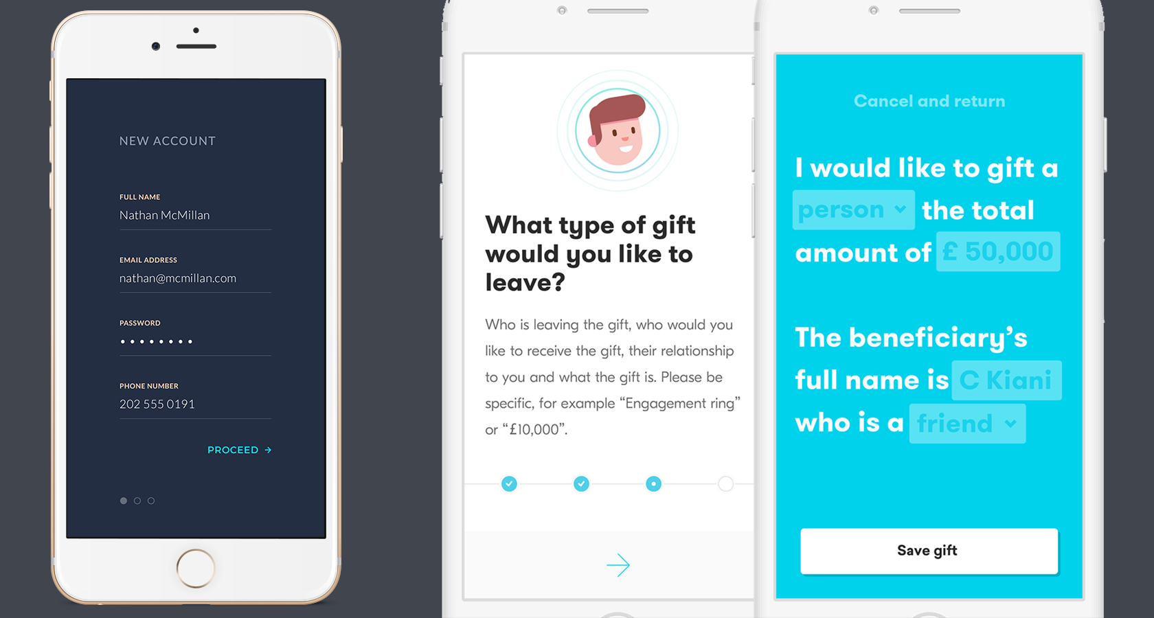 Conversational commerce mobile web-form design