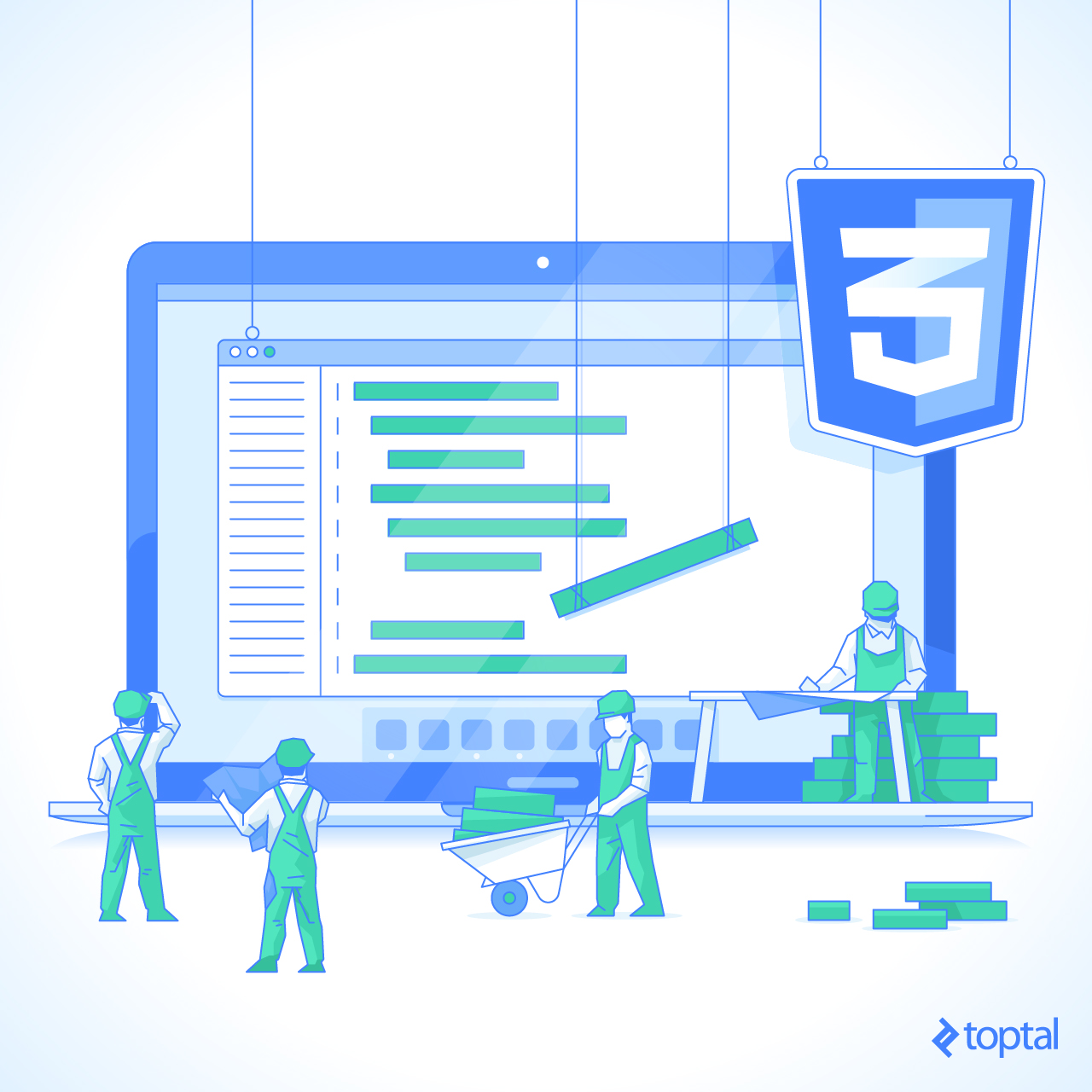 Eight CSS Tips for Real Layout Problems | Toptal