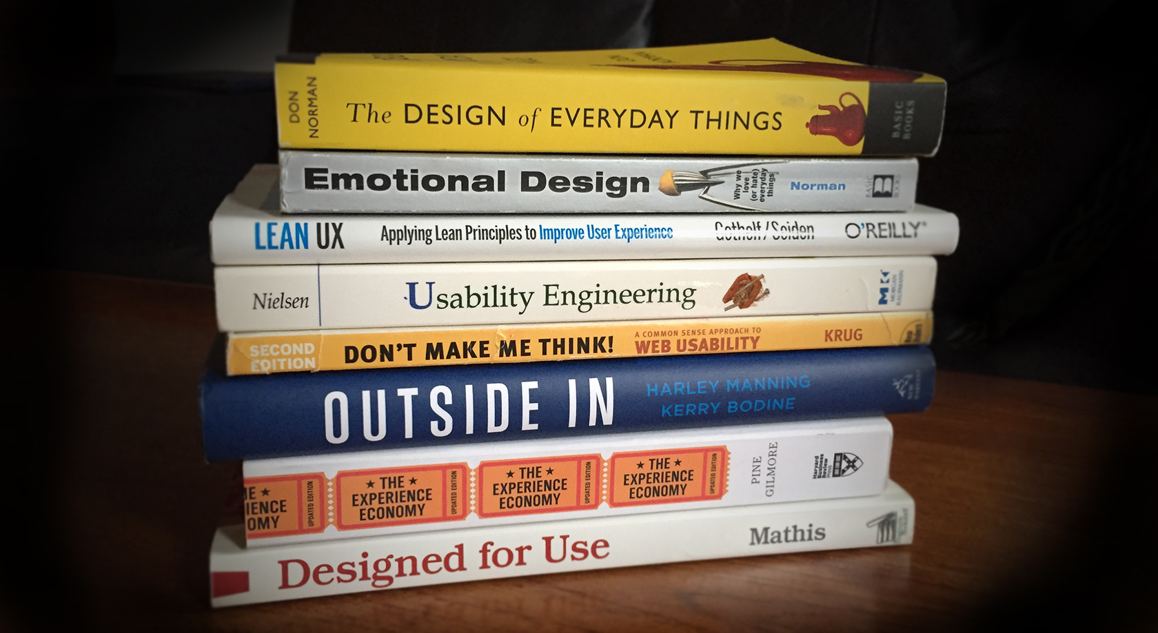 Must-read UX Books
