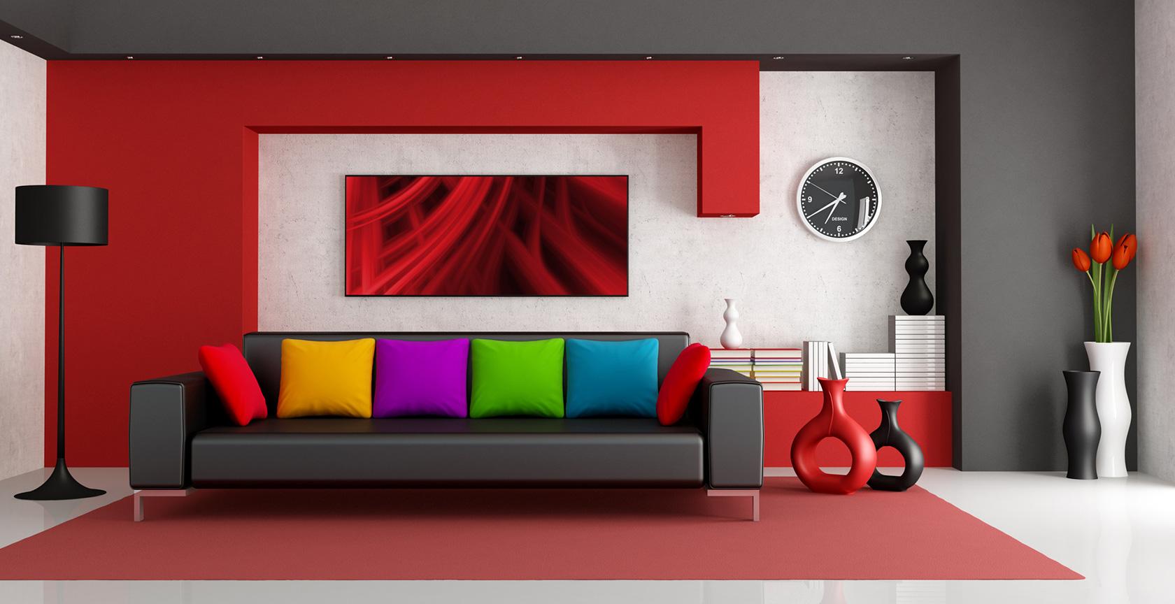 El diseño de interior comparte mucho de los mismos principios que el diseño UX
