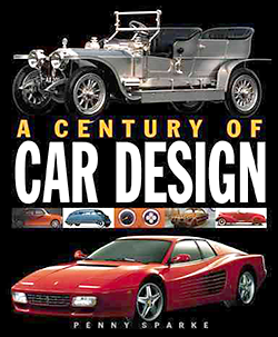 A Century of Car Design a UX Book