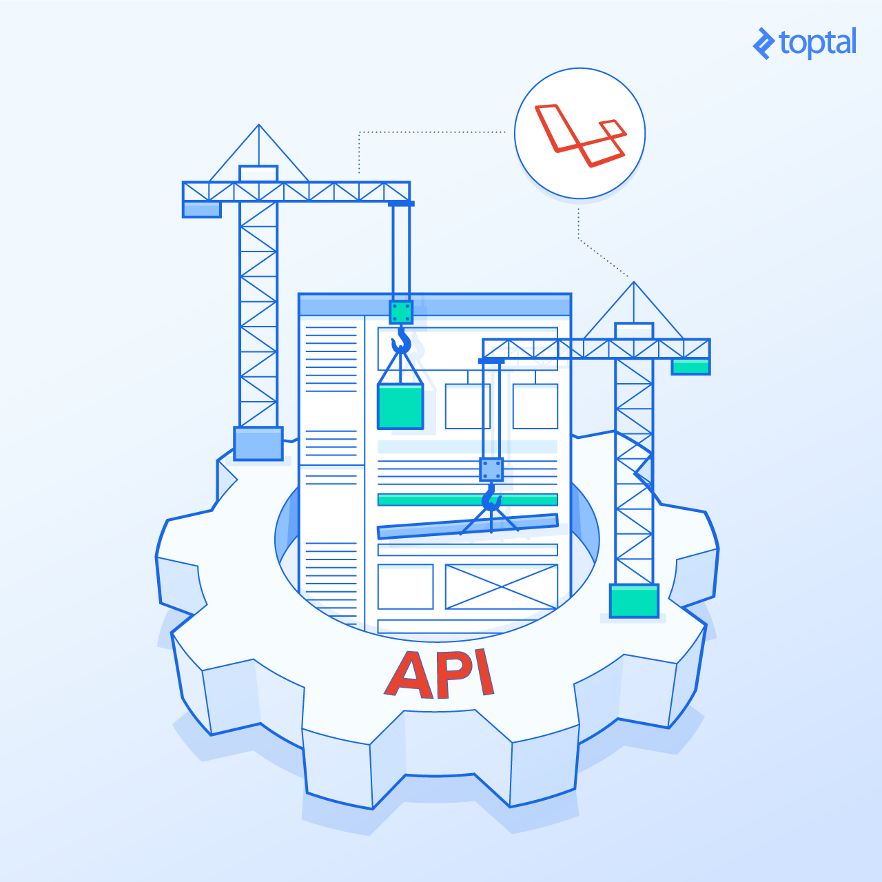 Laravel API Tutorial - Building a RESTful Web service