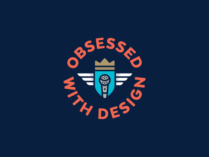 Imagen para el podcast de Obsessed with Design