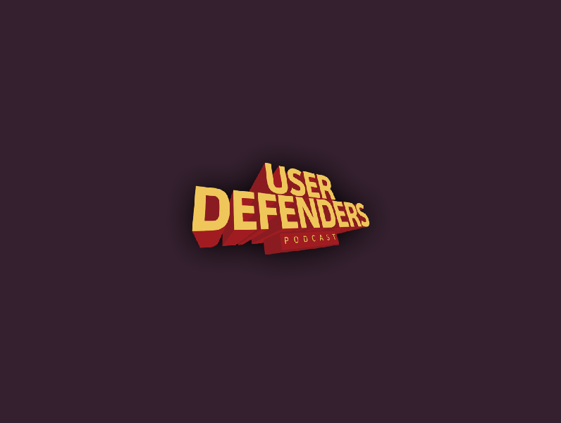 Image for the User Defenders podcast