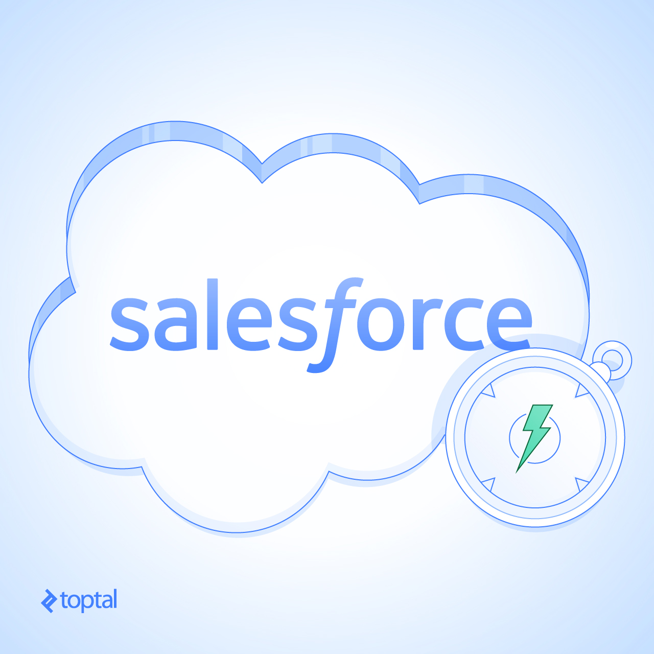 Salesforce and Lightning: Keeping current.