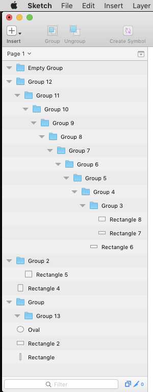 Cleanup Useless Groups plugin