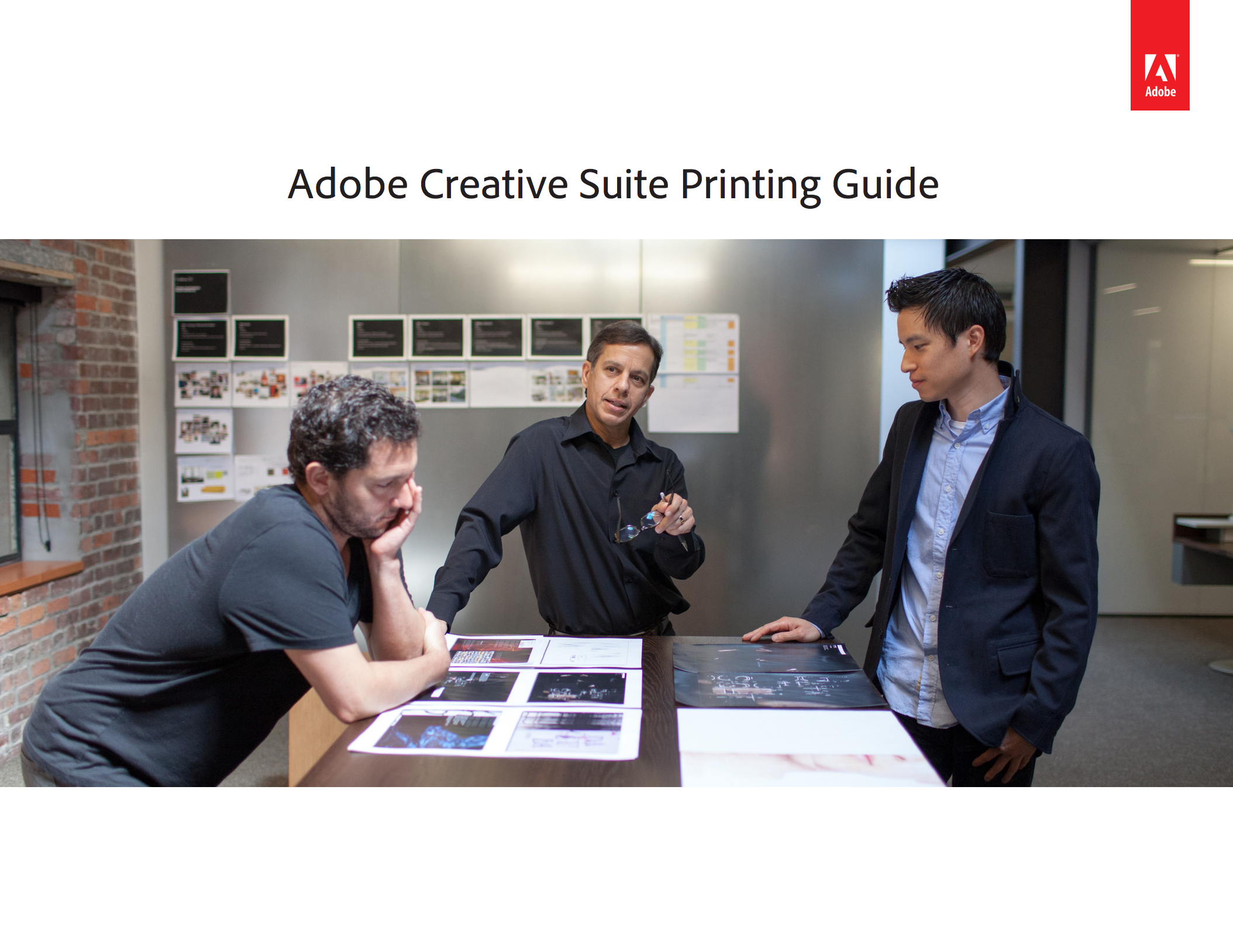 Adobe Printing Guide — Adobe