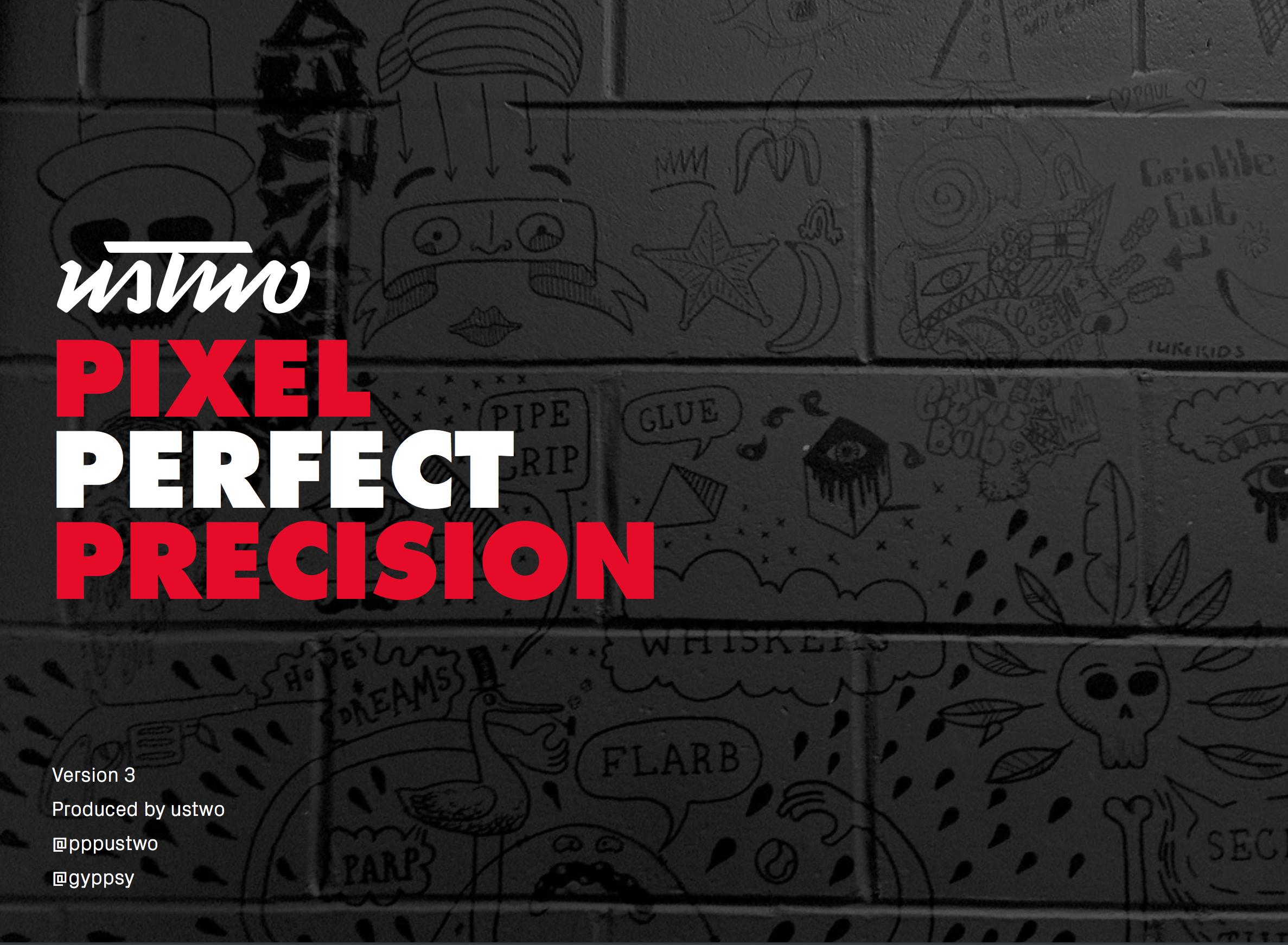 Pixel Perfect Precision Handbook 3 — Matt Gypps