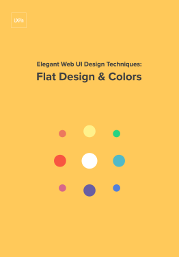 Flat Design and Colors — UXPin