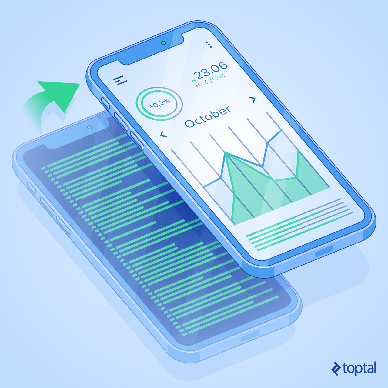 Pixel-perfect iOS UI Design Implementation | Toptal