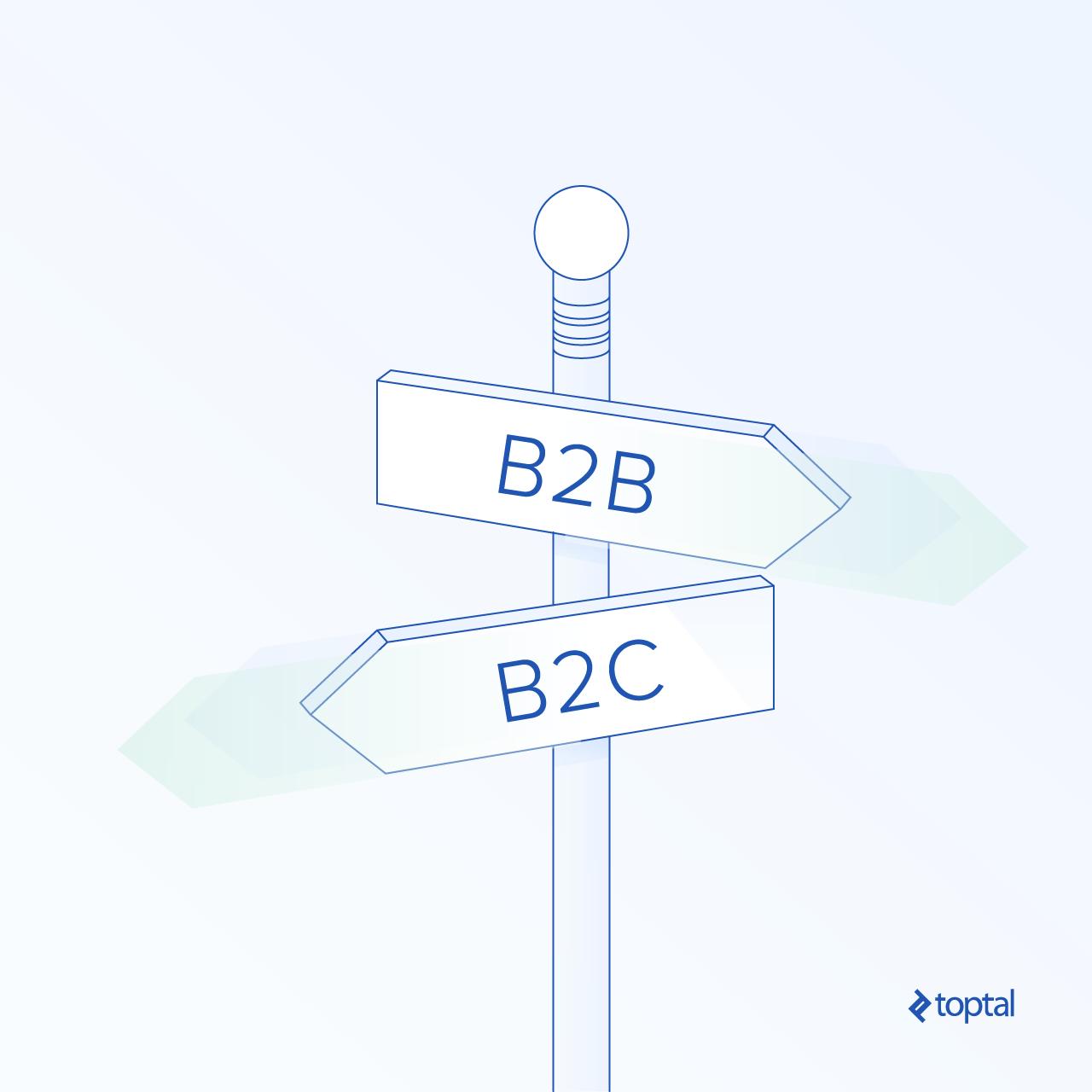 b2b or b2c pricing