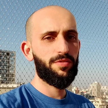 Toptal Freelance Designer Sérgio Estrella