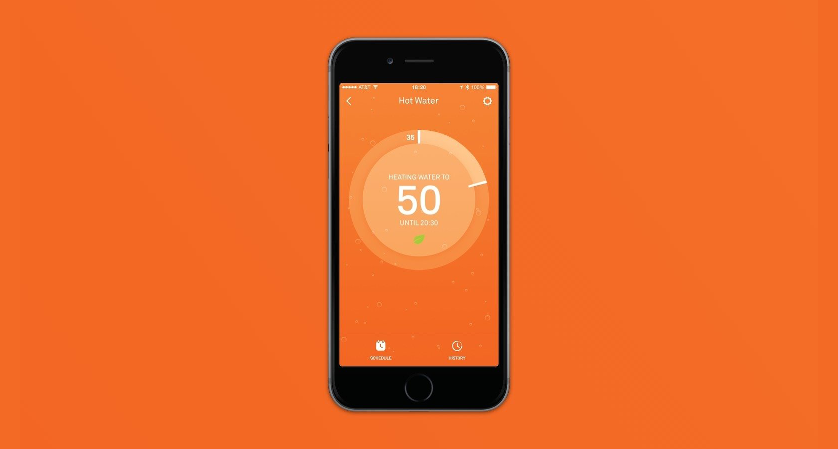 NEST app design