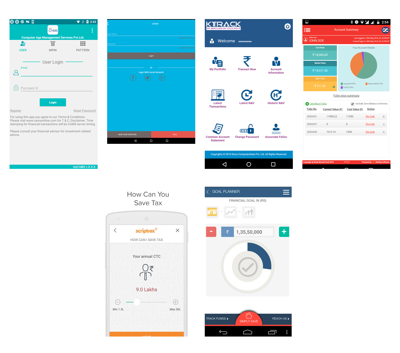 financial app design trends are improving slowly