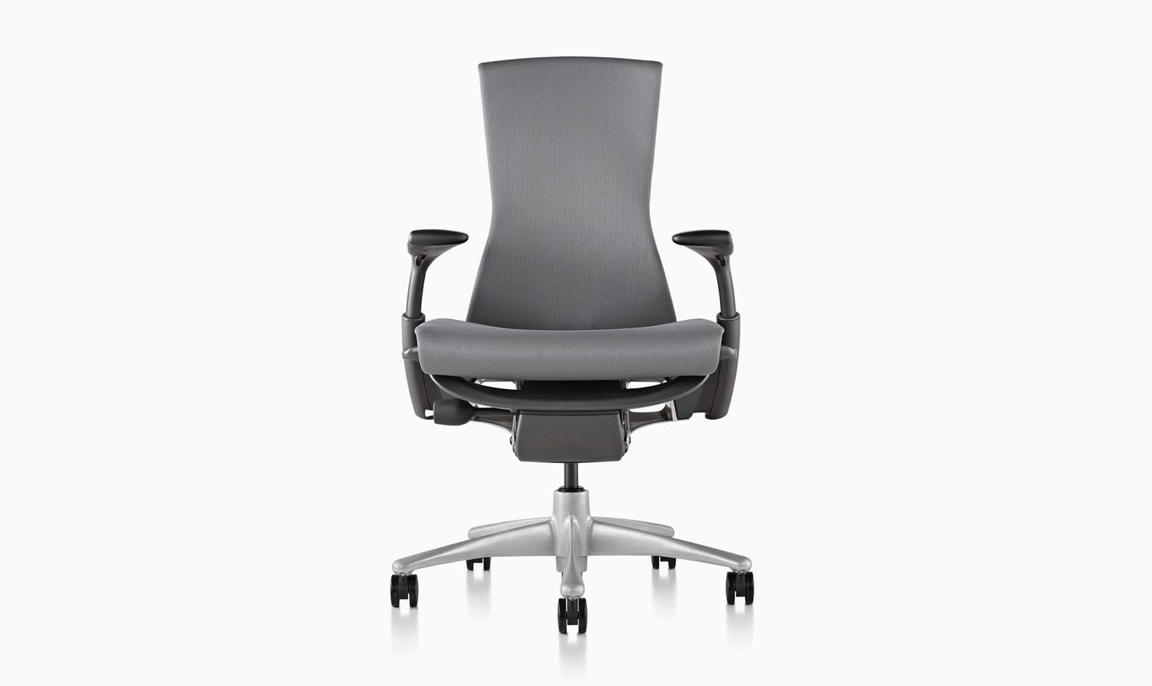 Herman Miller Embody Chair. Industrial design meets mobile design