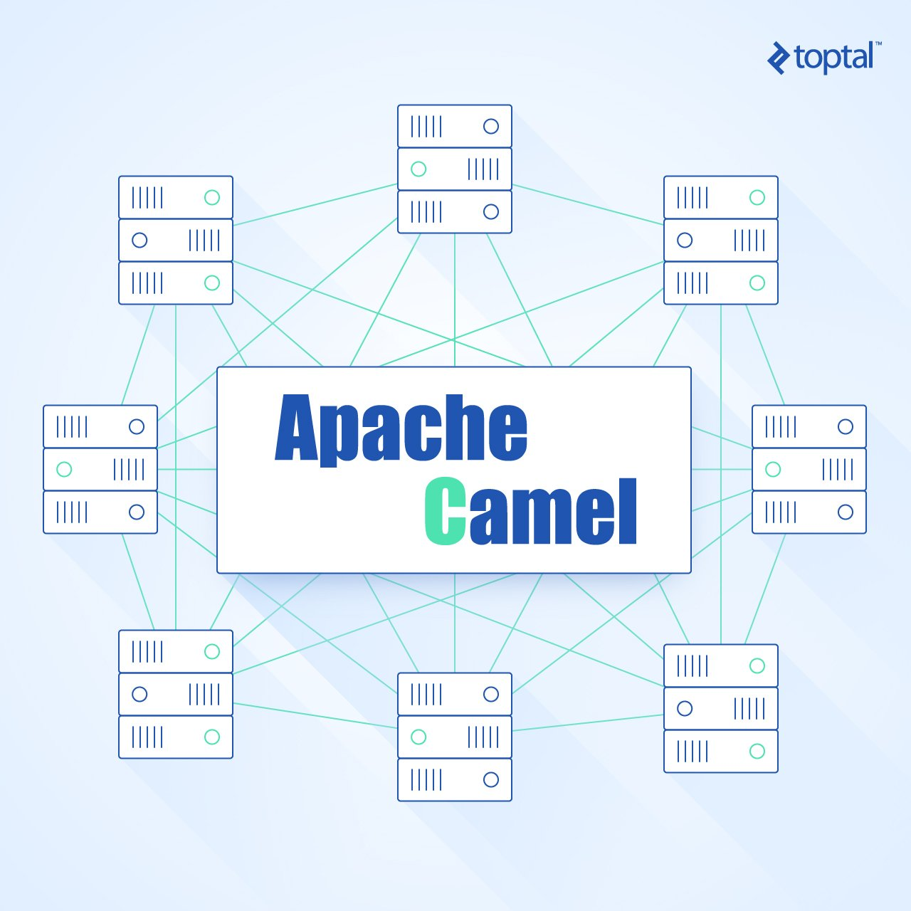 Apache Camel para integración de software optimizado