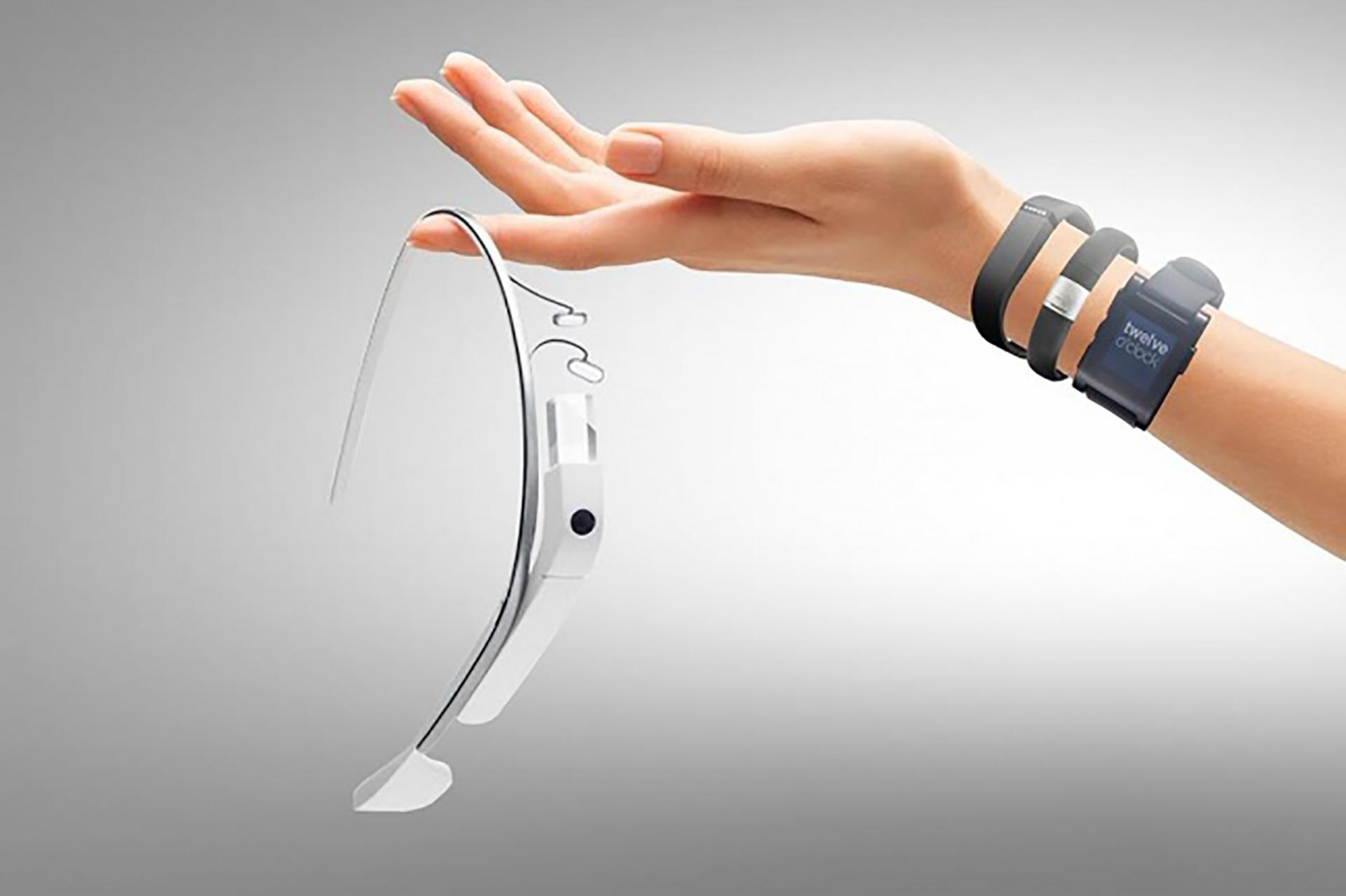 smart glasses, smartwatches, and fitness wearables