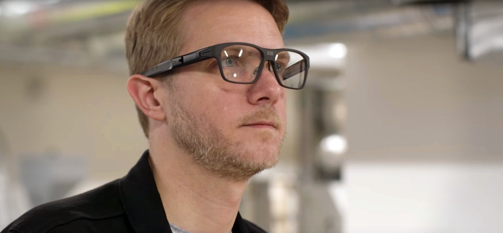 the vaunt smart glasses by intel