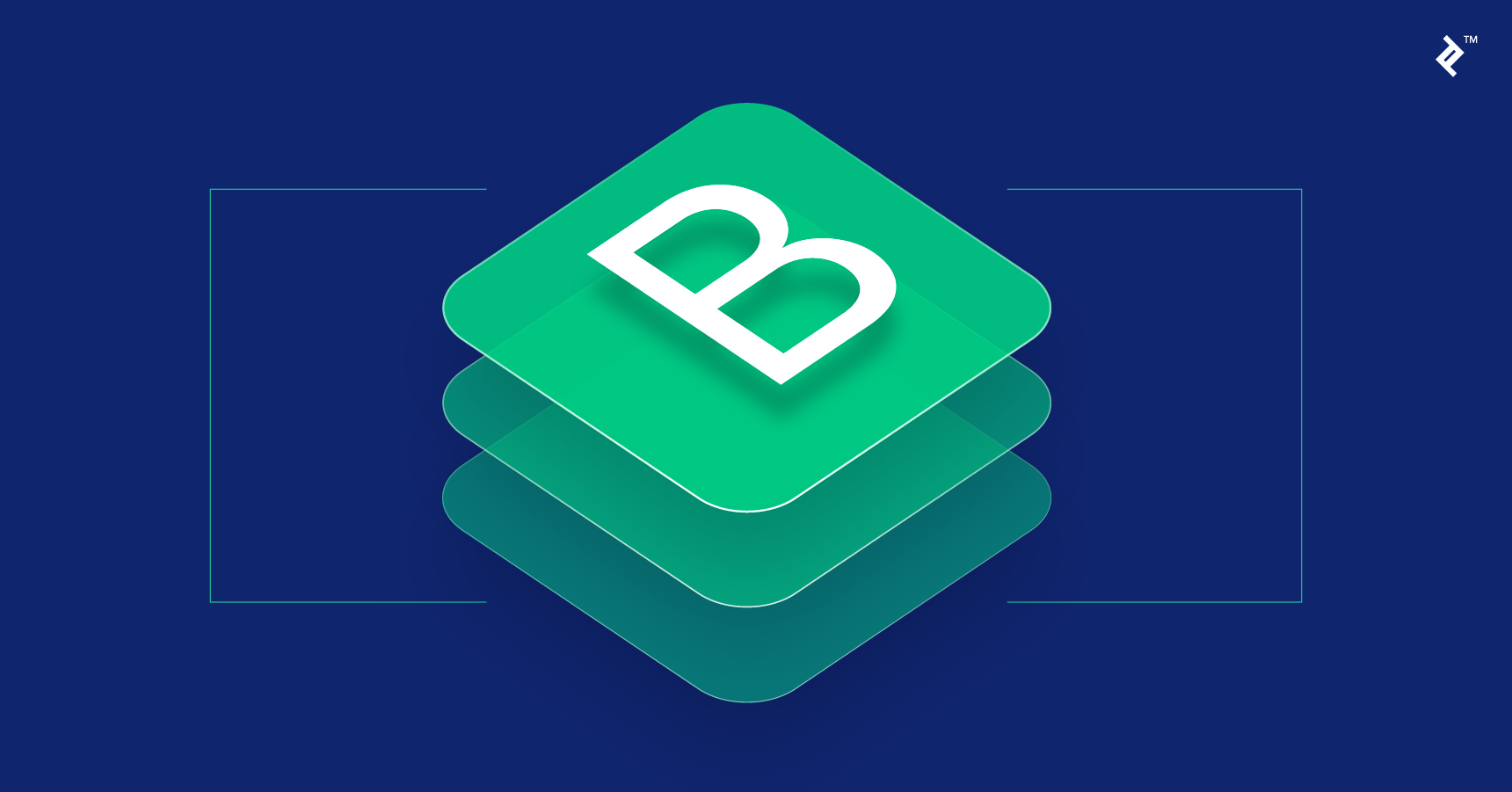 Toptal's bootstrap tutorial - bootstrap basics cover illustration