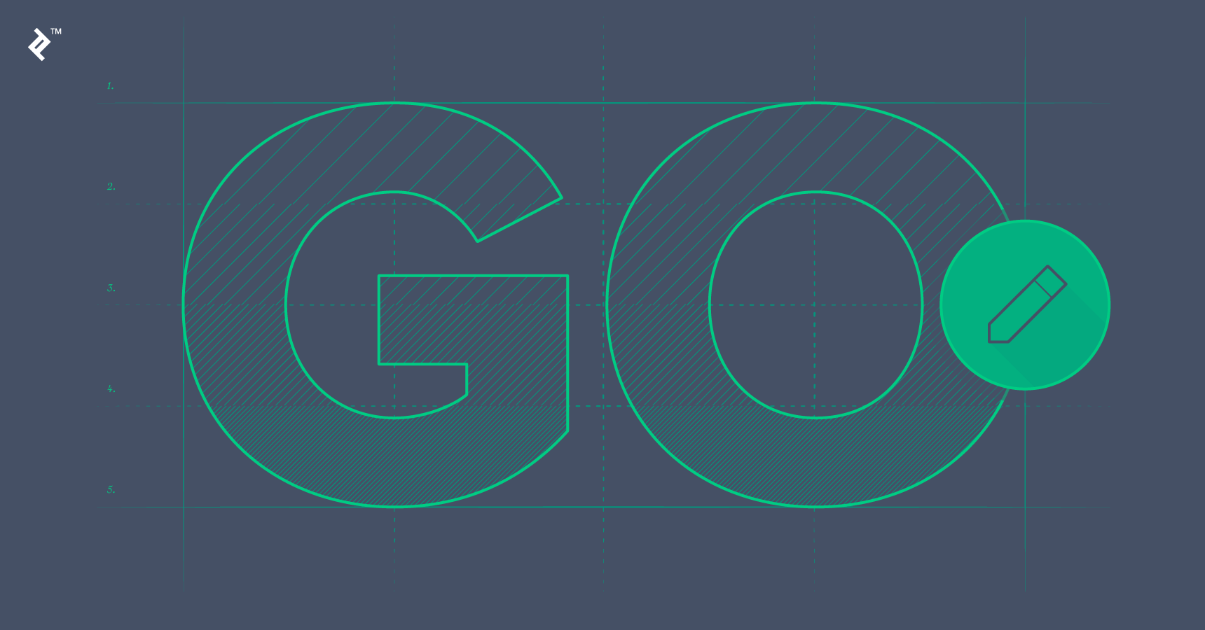 Go logo illustration