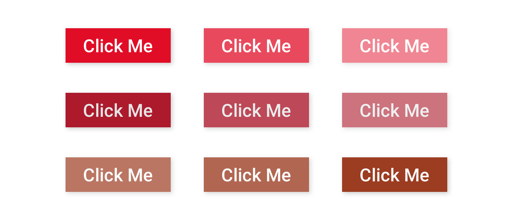 web button contrast test for web ux