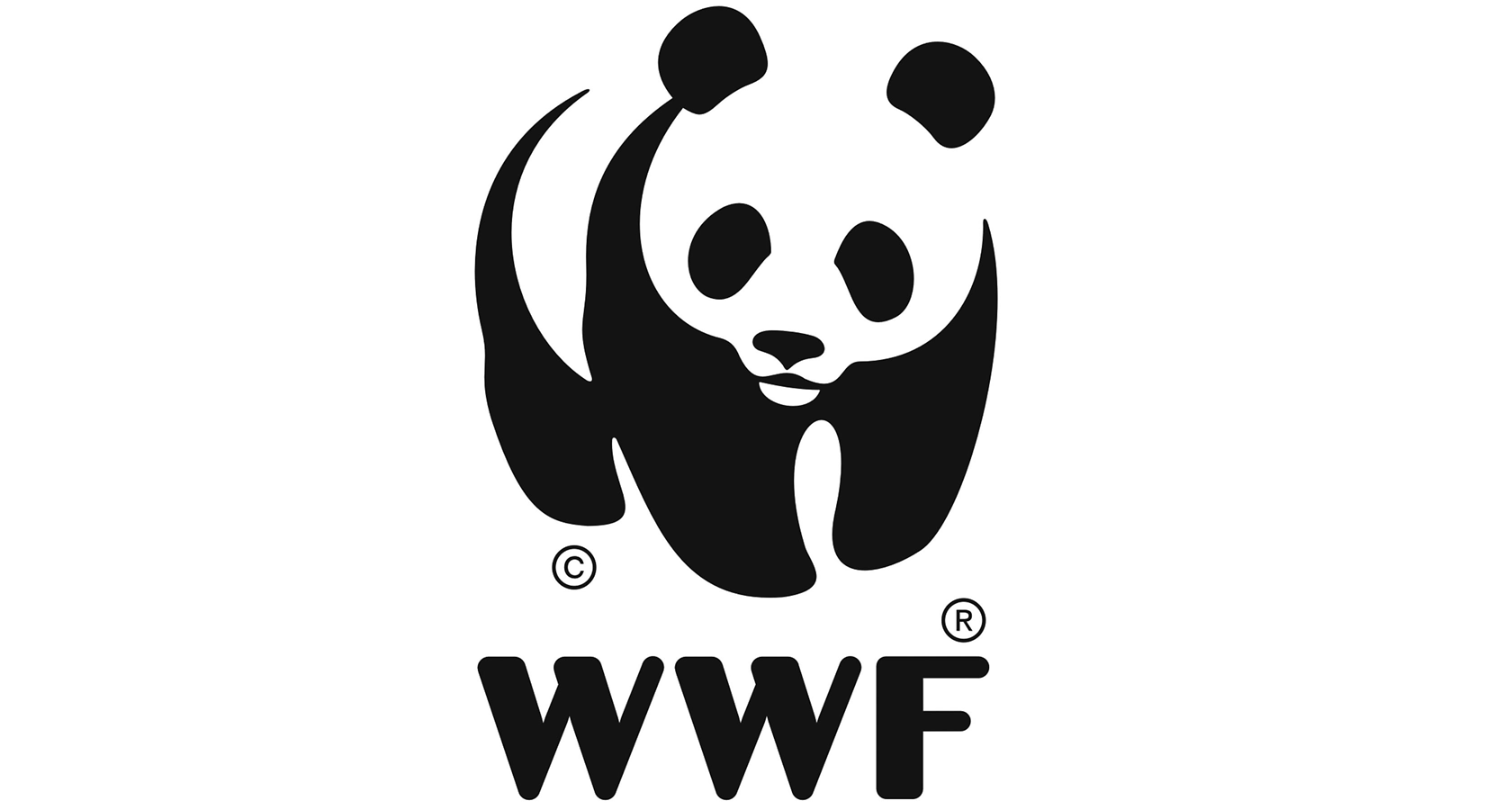 the logo for the world wildlife fund is an example of the gestalt principle of closure