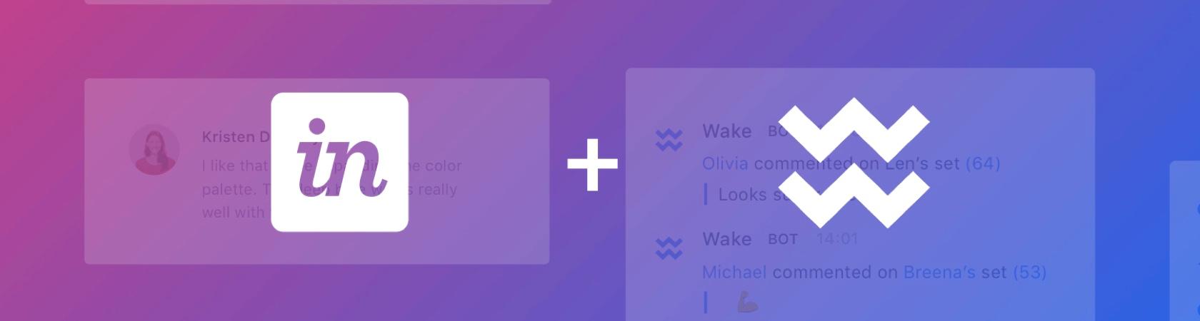 Wake + InVision
