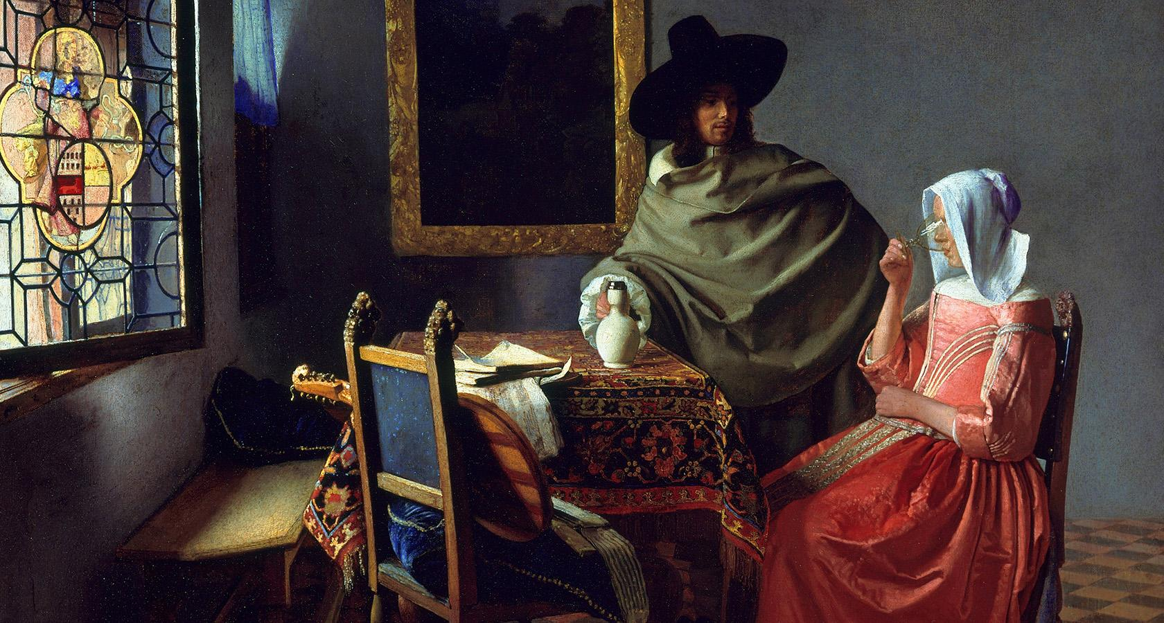 Is art design? Johannes Vermeer camera obscura painting controversy