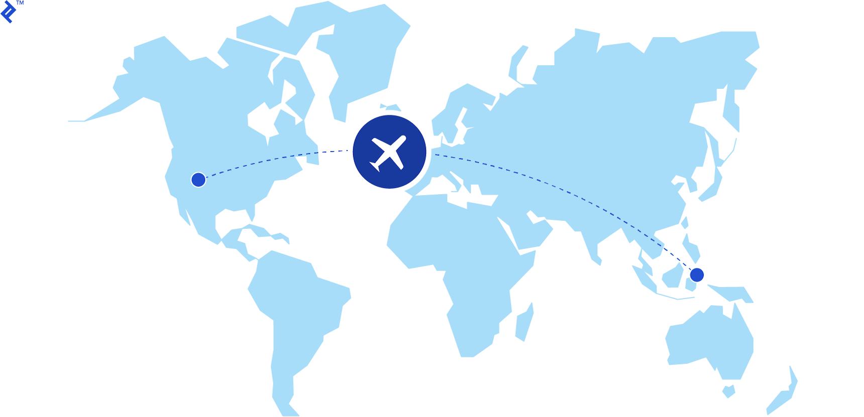 Trabajar tiempo completo y viajar por el mundo es más fácil de lo que crees, en especial cuando viajas con un sentido.