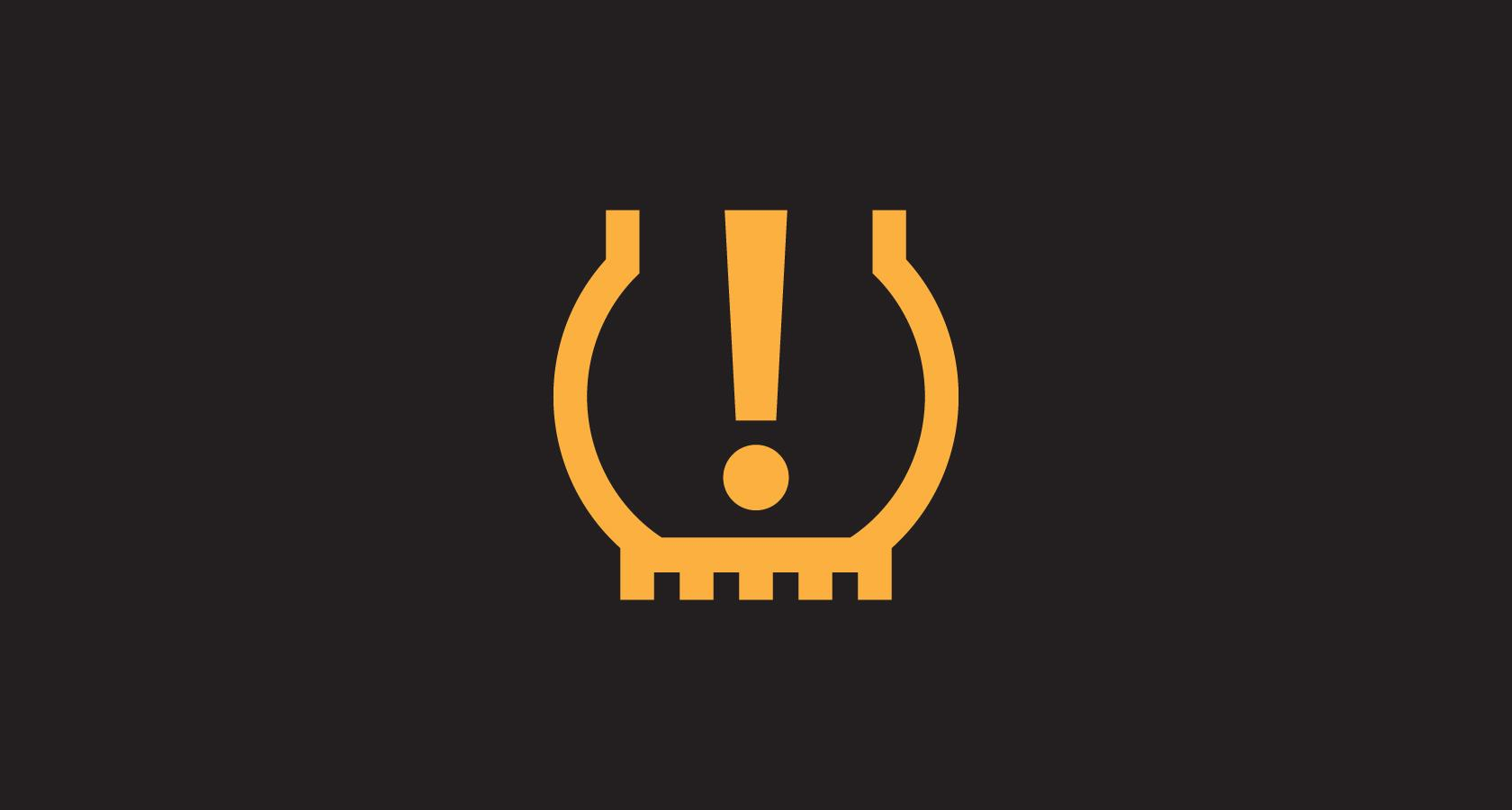 Confusing icon usability for tire pressure management system