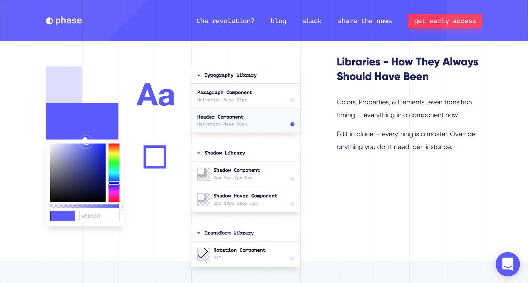 Perpustakaan pola UI