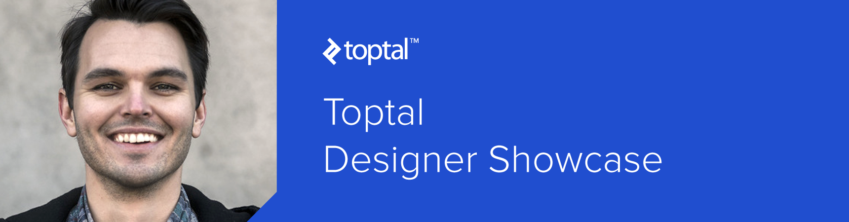 Toptal designer showcase