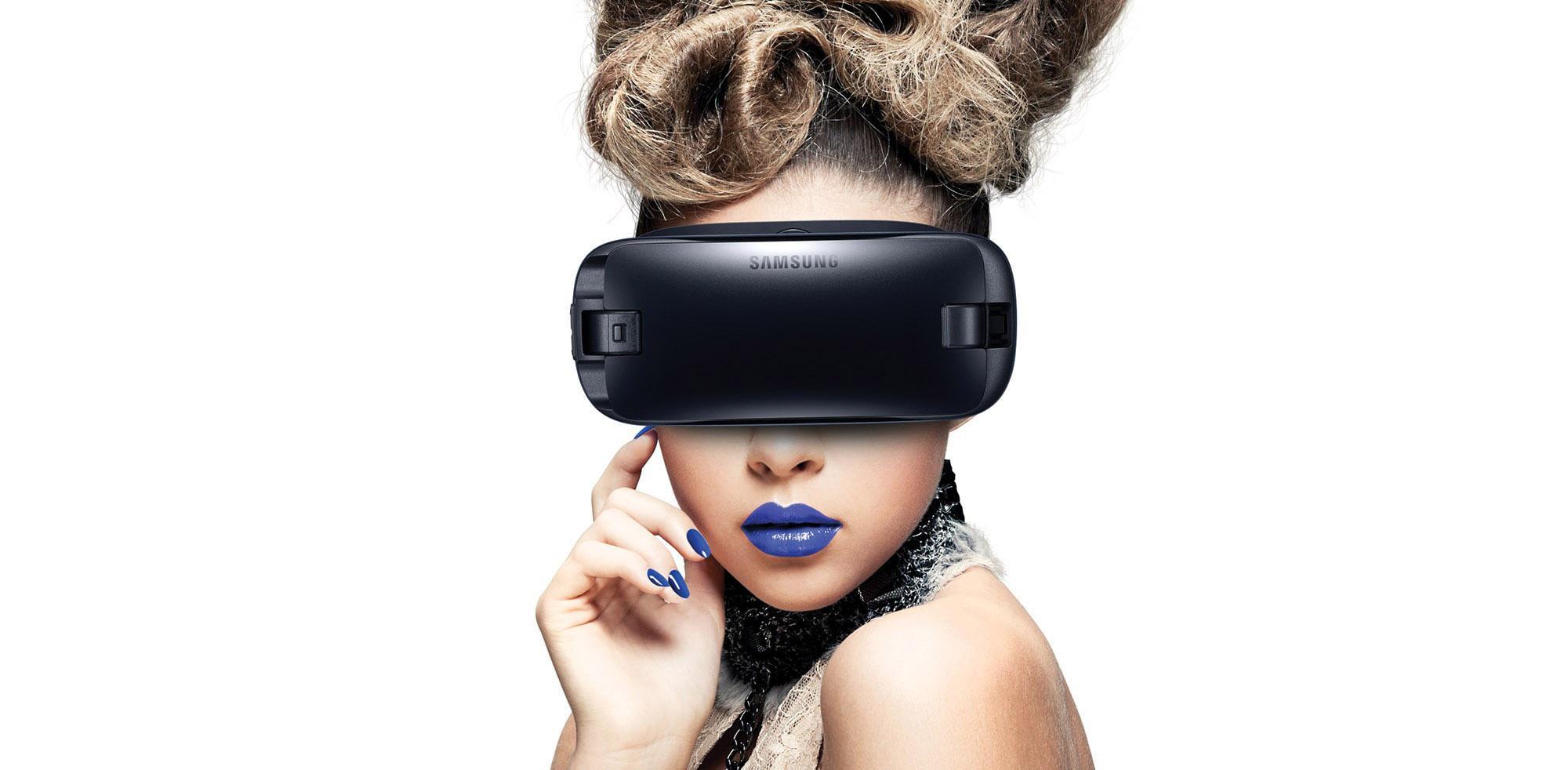 Samsung VR headset - AR VR design