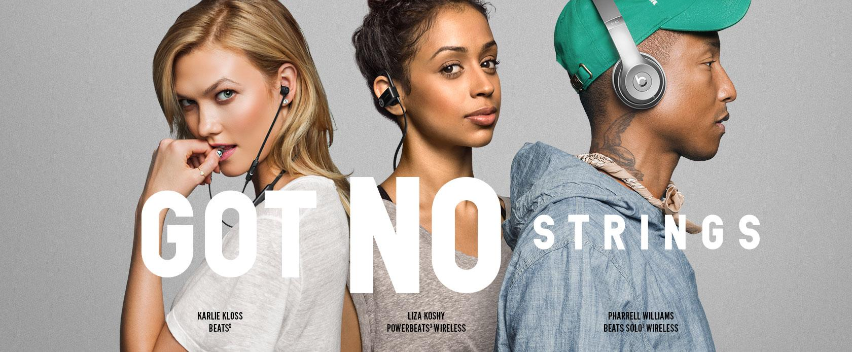 The Beats headphone is a successful Jobs-to-be-Done example