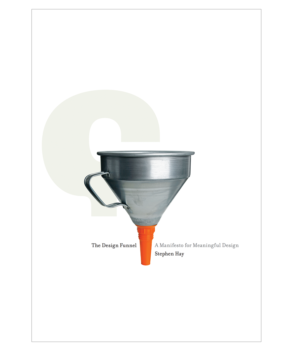 The Design Funnel design ebook