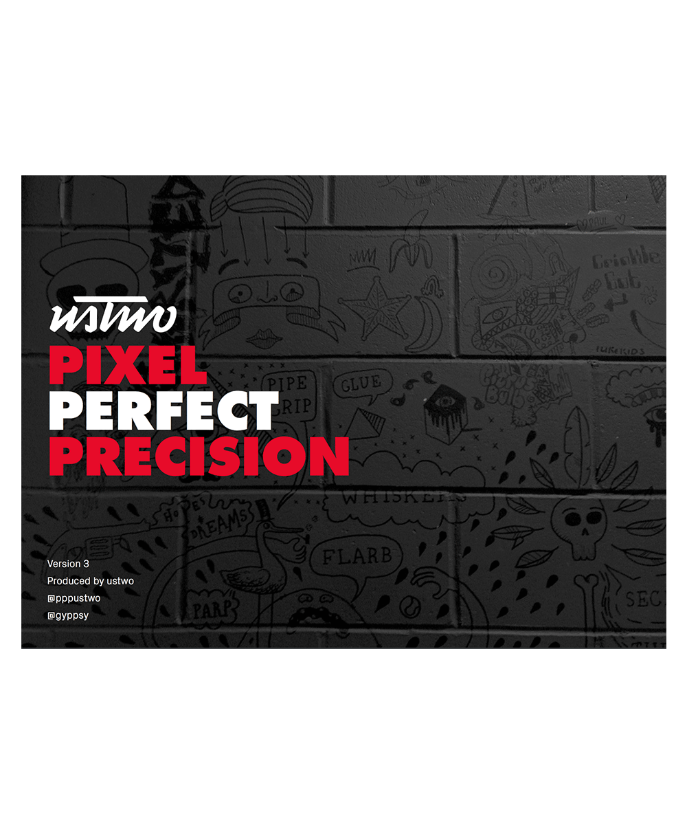 Pixel Perfect Precision, a digital design ebook