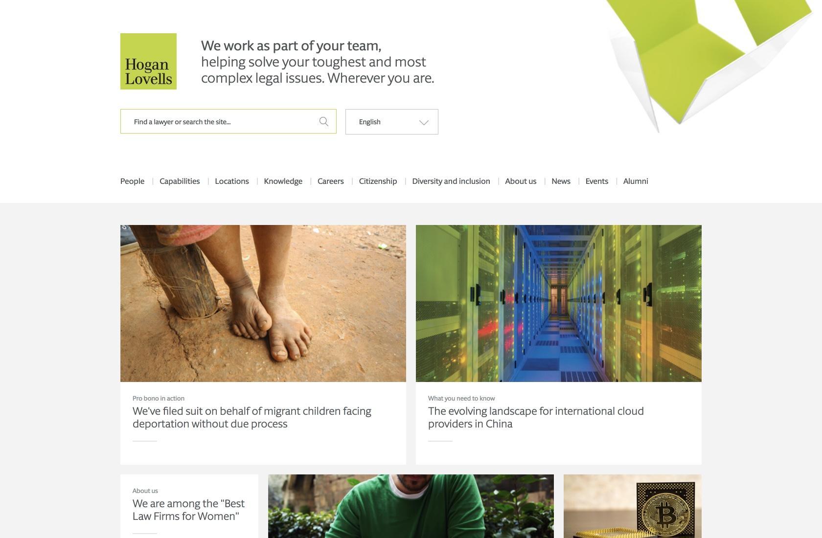 Skema warna situs web yang tidak terduga