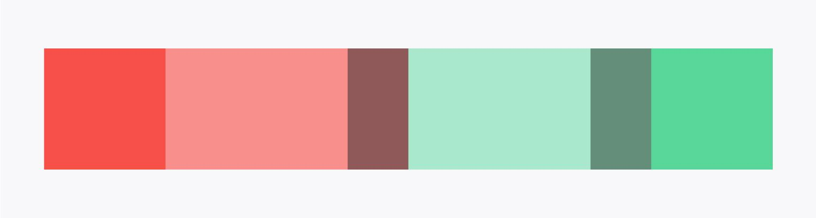 UI design colors complementary