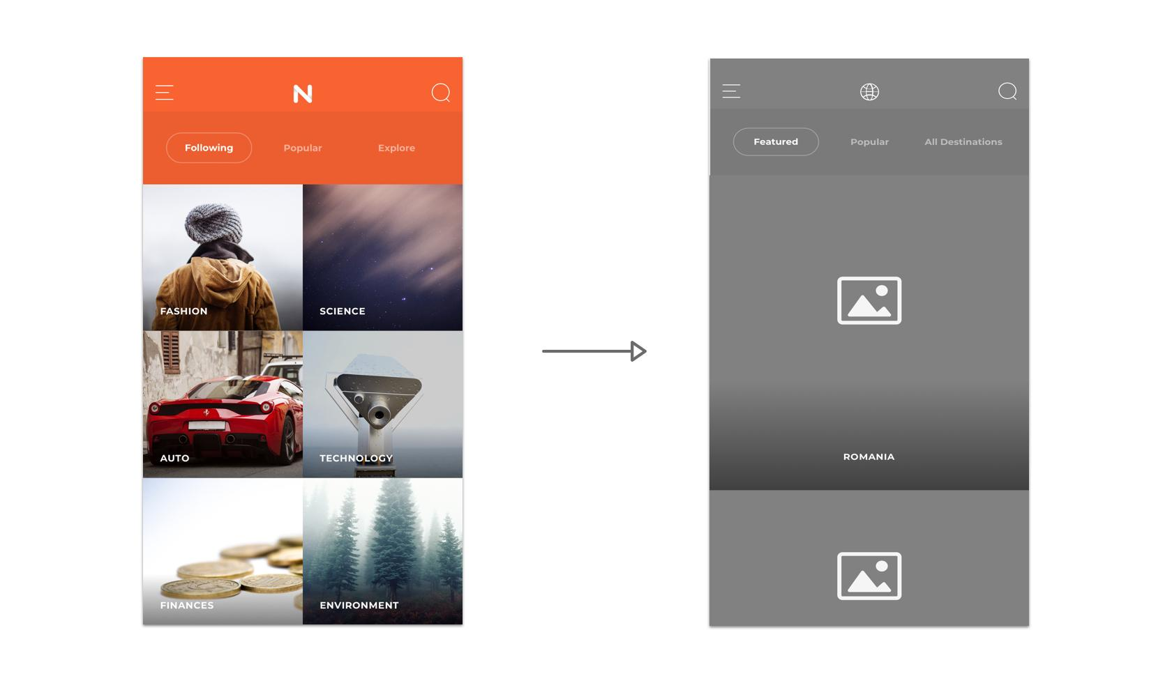 Build an MVP with a free UI kit.