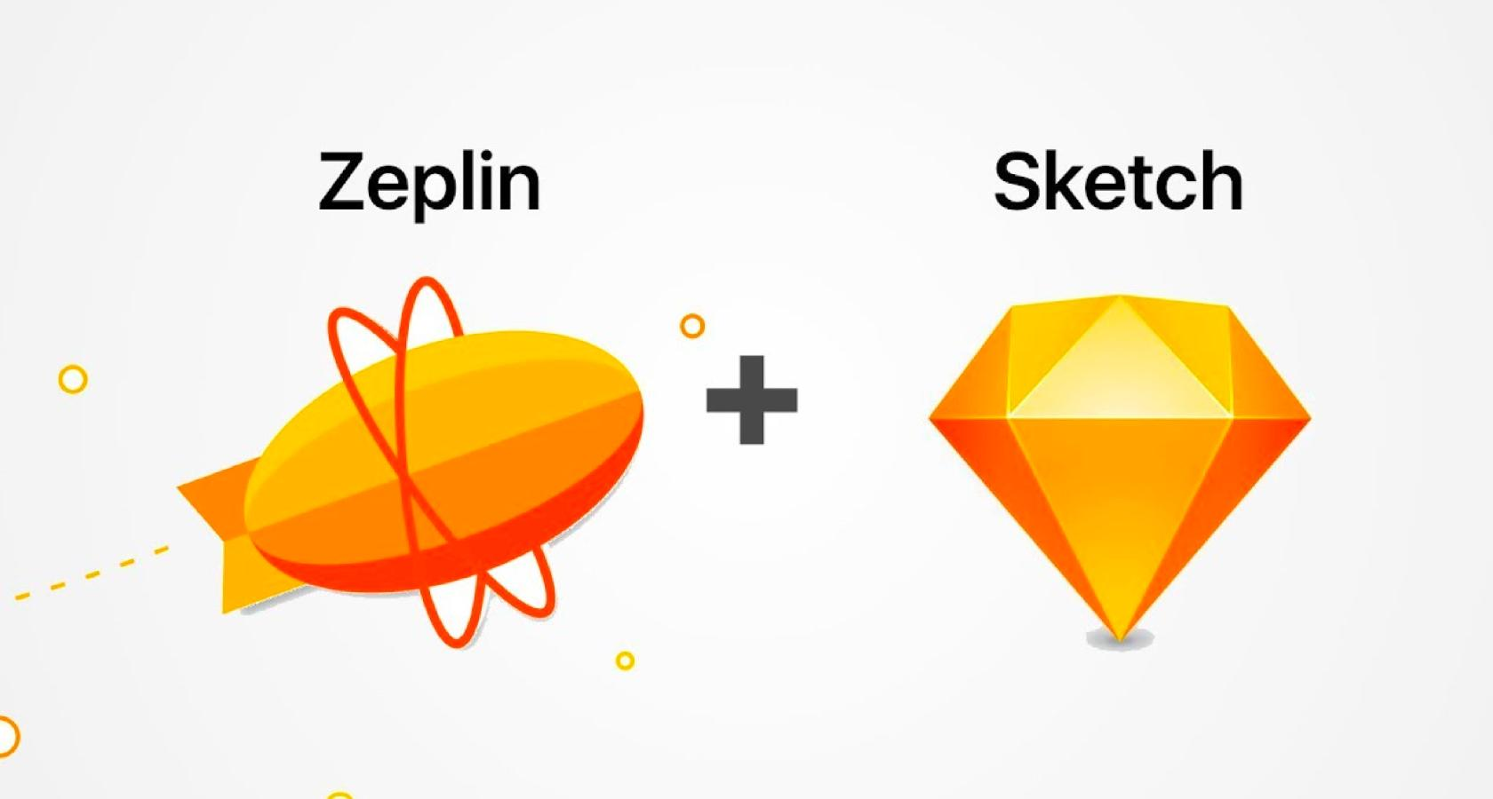 Sketch handoff: Zeplin and Sketch software working together