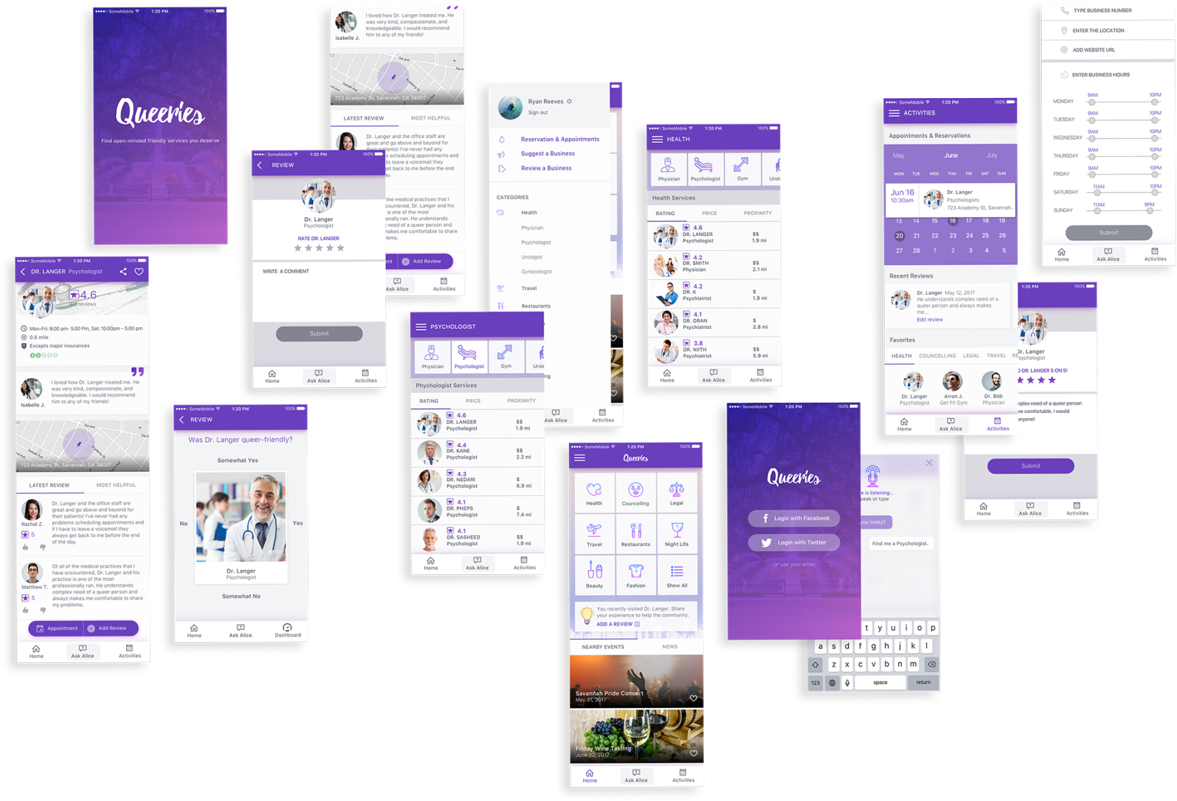 Figma vs Sketch: Figma design high-fidelity mockups