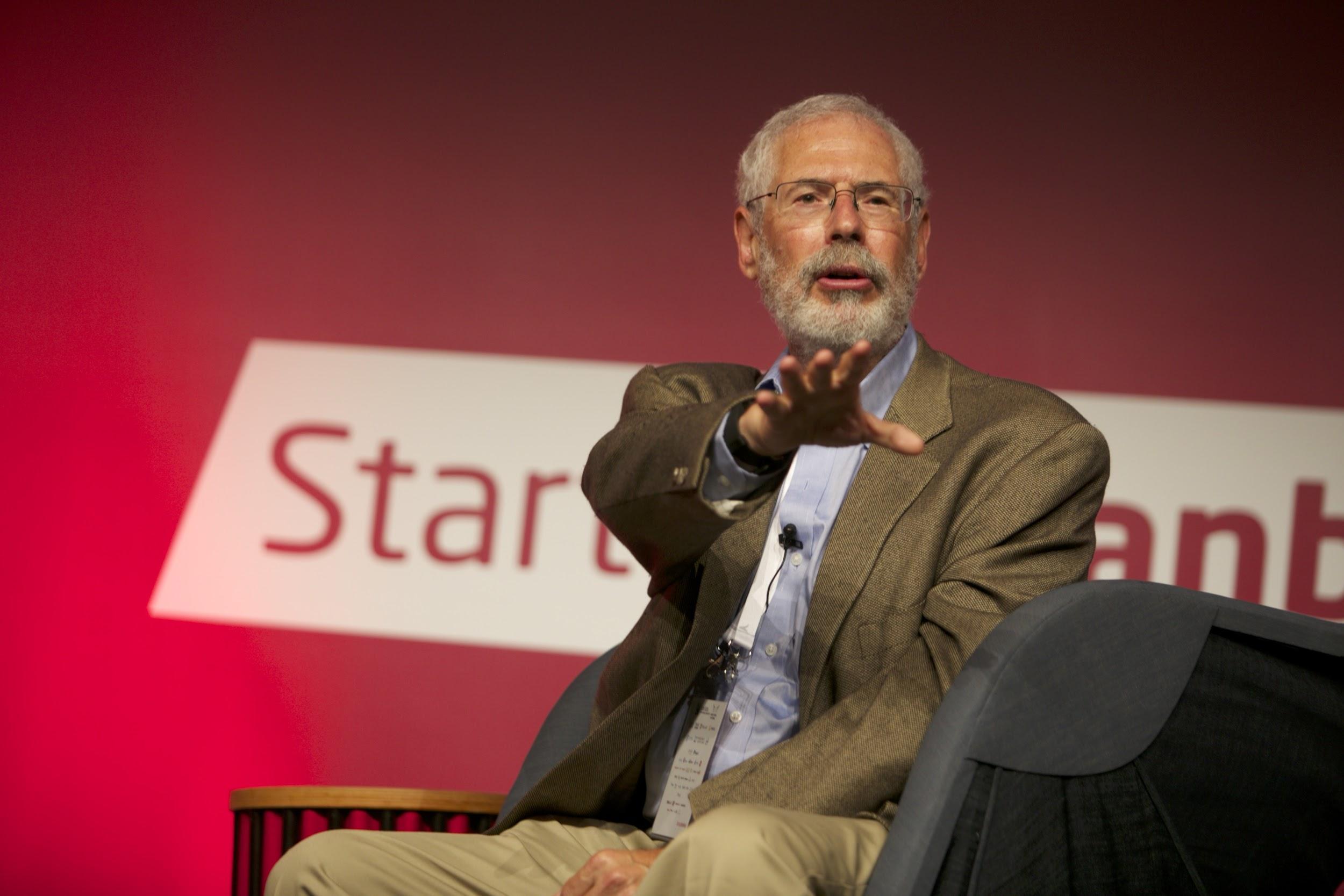 Steve Blank, of Lean Startup fame