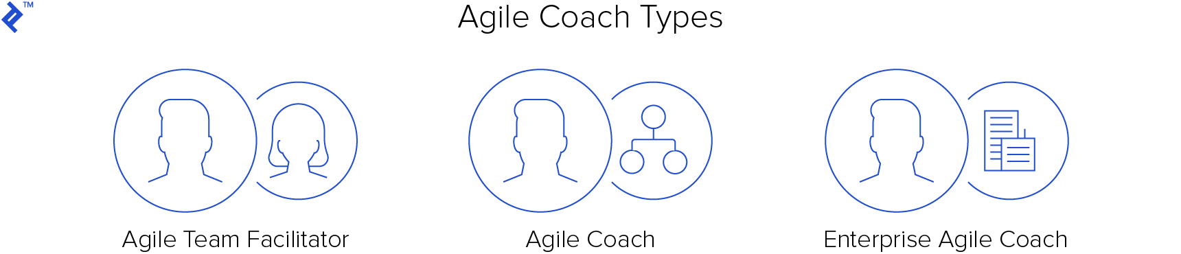 Agile Coach types
